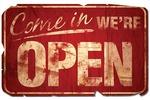 Kantine is zaterdag 6-okt weer open!